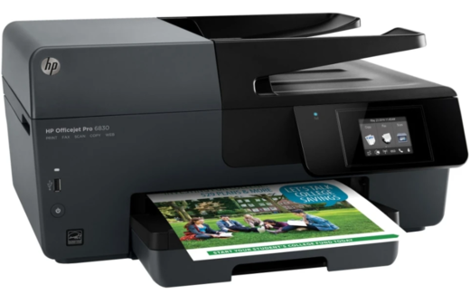 HP OfficeJet Pro 6830 monitoimilaite